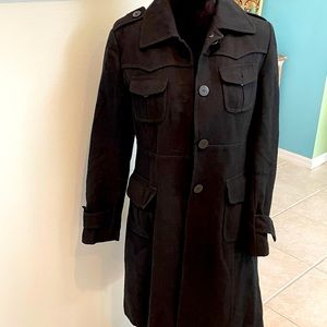 Kenneth Cole Wool Coat